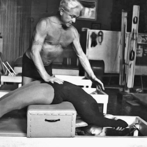 Joseph H. Pilates e il suo Metodo