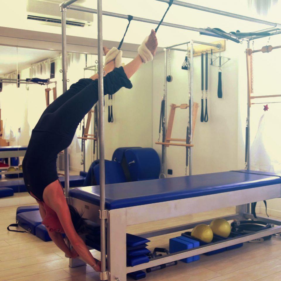 Perchè scegliere di fare Pilates ?